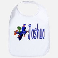 Joshua Airplane Bib