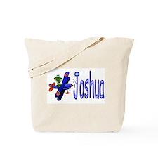 Joshua Airplane Tote Bag