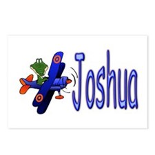 Joshua Airplane Postcards (Package of 8)