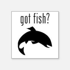 got fish? Sticker