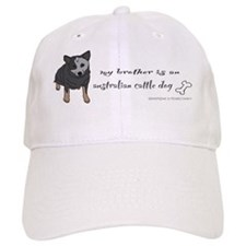 australian cattle dog Baseball Cap