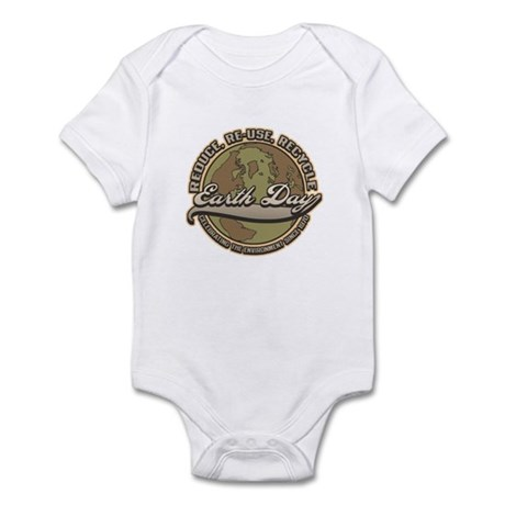 Classic Earth Day Infant Bodysuit