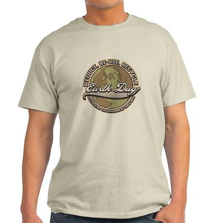 Classic Earth Day Light T-Shirt