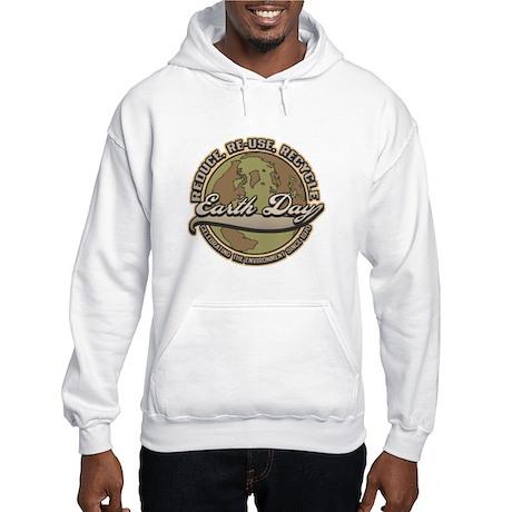 Classic Earth Day Hooded Sweatshirt
