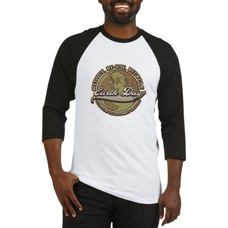 Classic Earth Day Baseball Jersey