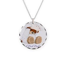 Bear Lamb Necklace