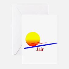 Jair Greeting Cards (Pk of 10)