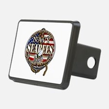US Navy Seabees Anchor Flag s Hitch Cover
