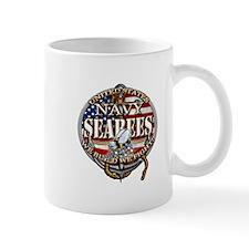 US Navy Seabees Anchor Flag s Mugs