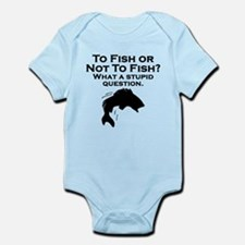 To Fish Or Not To Fish Body Suit