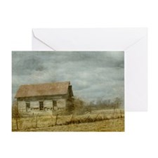 The Old Farm Greeting Card