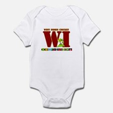 West Indies Cricket Onesie