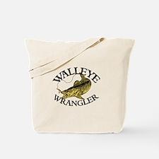 Walleye Wrangler Tote Bag
