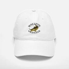 Walleye Wrangler Baseball Baseball Cap