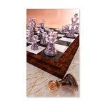 A Game of Chess Wall Decal