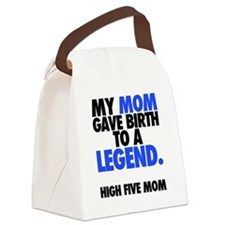 Baby Legend - Blue Canvas Lunch Bag