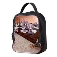 A Game of Chess Neoprene Lunch Bag