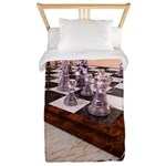 A Game of Chess Twin Duvet