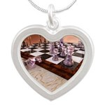 A Game of Chess Necklaces