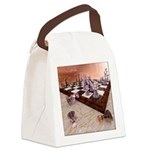 A Game of Chess Canvas Lunch Bag