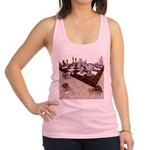 A Game of Chess Racerback Tank Top