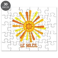Le Soleil Puzzle