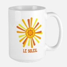 Le Soleil Mugs