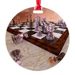 A Game of Chess Ornament