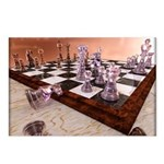 A Game of Chess Postcards (Package of 8)