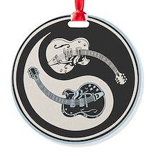 elec-guit-yang-T Ornament
