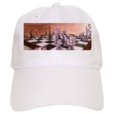 A Game of Chess Baseball Baseball Cap