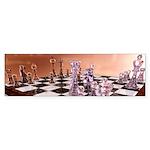 A Game of Chess Bumper Sticker