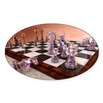 A Game of Chess Sticker