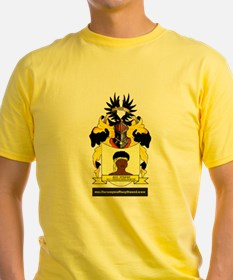 Swarte Coats of Arms Netherlands, Europe T-Shirt