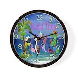 Tropical Wall Clocks