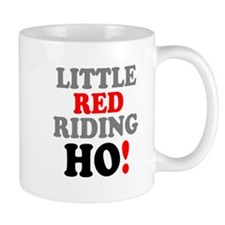 LITTLE RED RIDING HO! Mugs