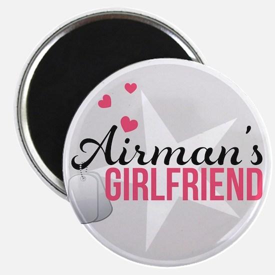 Airmans Girlfriend Magnet