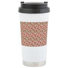 Peppermint Party Travel Mug
