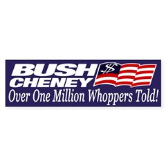 Bush-Cheney: One Million Whoppers Told