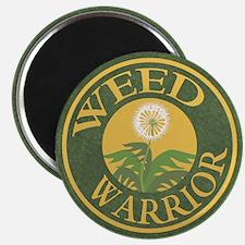 Weed Warrior Magnet