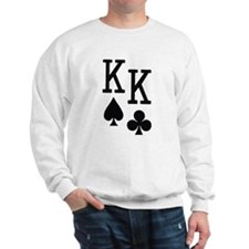 Pocket Kings Poker Sweater