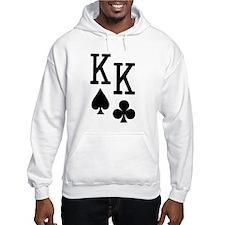 Pocket Kings Poker Hoodie Sweatshirt