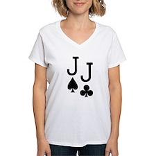 Pocket Jacks Poker Shirt