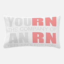 Registered nurse company Pillow Case