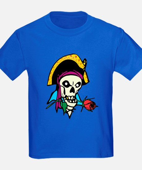 Pirate With Rose T