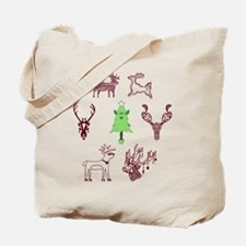 Merry X-mas Tote Bag