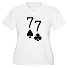 Pocket Sevens Poker T-Shirt