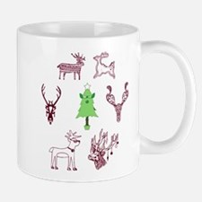 Merry X-mas Mugs