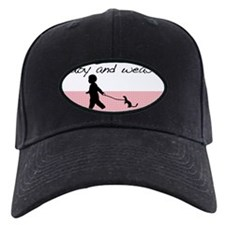 Baby and Weasel Baseball Hat