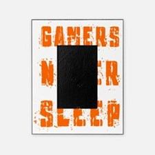 gamers never sleep Picture Frame